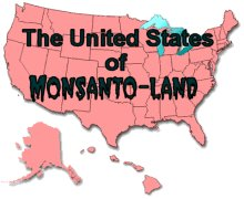 The United States of Monsanto-land
